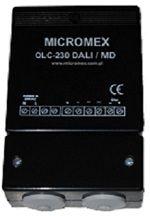 Układ do sterowania lampami wyładowczymi OLC-230 DALI / MD