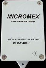 Sterownik OLC-2.4GHz