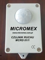 Czujnik ruchu MCRD-01/1
